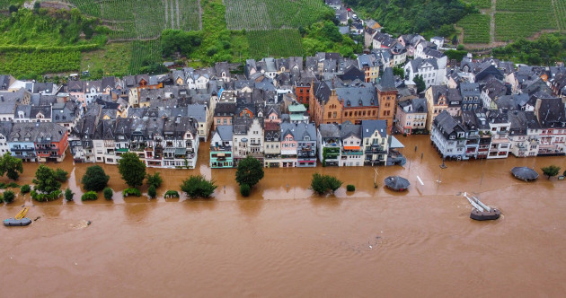 Flood warnings 'were not taken seriously' by German local authorities