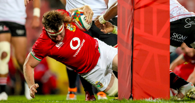 As it happened: British and Irish Lions beat Sigma Lions easily