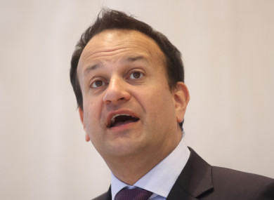 The Delta wave is 'a wave we can withstand', says Varadkar.