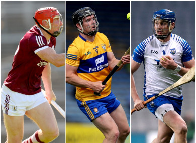 Galway, Clare and Waterford will discover their opponents.