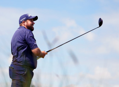 Shane Lowry shot a 71 today.