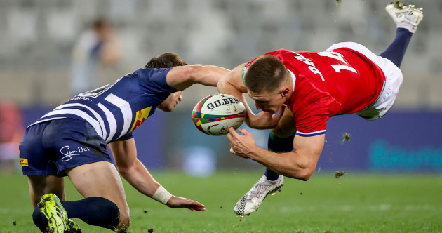 As it happened: British and Irish Lions storm past the Stormers