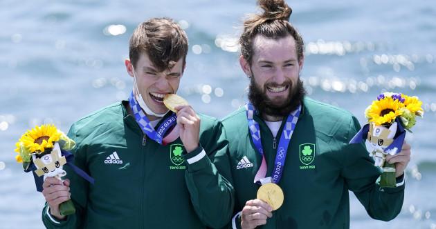 'A tremendous achievement': Ireland sends congratulations as Skibbereen pair take gold in Tokyo