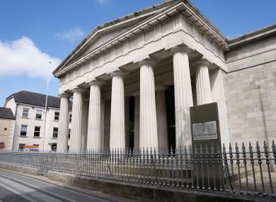 File photo of Dundalk Courthouse.