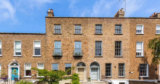 Is this the ultimate Dublin townhouse? Luxury period mansion with style... and a skate ramp