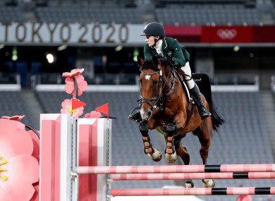Natalya Coyle's medal bid was derailed when she was drawn to partner Constantin.