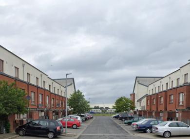 Mac Uilliam Road, Tallaght