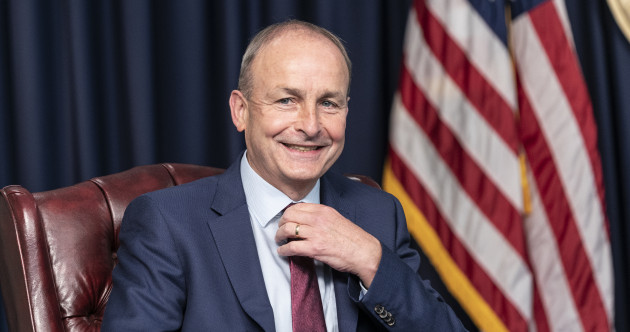 Live from New York: How the Micheál Martin Show got on in America this week