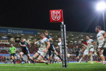 Ulster's Nick Timoney scores his sides fourth try.