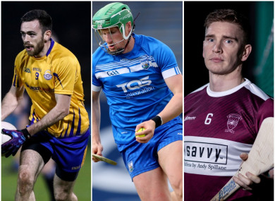 A big weekend for Knockmore, Roanmore and Borris-Ileigh.