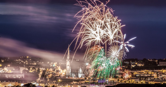 Brexit and supply chain issues have led to fewer illegal fireworks in Ireland