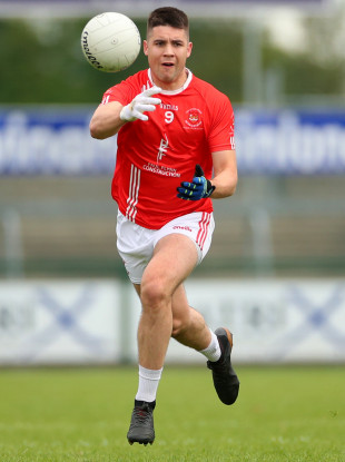 Pearses survived Conor Daly's red card to book their place in the county final (file photo).