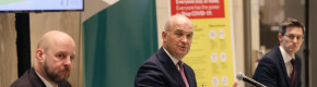 Coronavirus: 1,631 new cases confirmed in Ireland, with 67 deaths notified in the past week