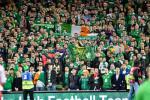 File photo - Ireland fans at the Aviva Stadium