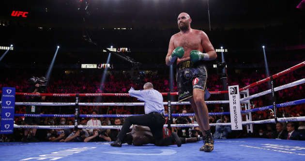 Fury knocks out Wilder in instant classic heavyweight contest